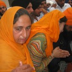 Mother and Sister of Shaheed Bhai Jaspal Singh Ji