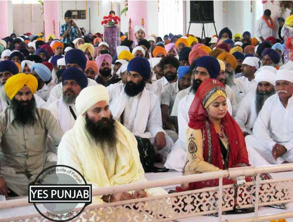 Baba Baljit Singh Daduwal Gets Married Amidst Radha Soami Chief