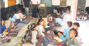 No education this: Faridkot primary school leaves much to be desired