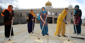 scotland gurdwara