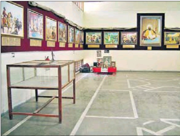Built to commemorate Sikhism, museums in Y'nagar and Sonepat have fallen prey to state govt's apathy