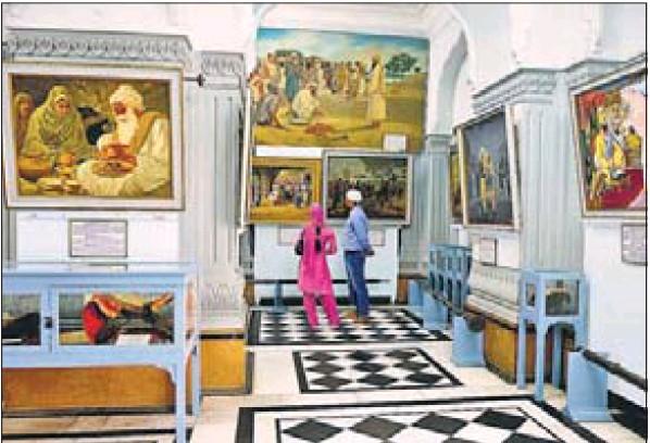 Sikh Museum in Amritsar Amritsar Sikh Museum Being