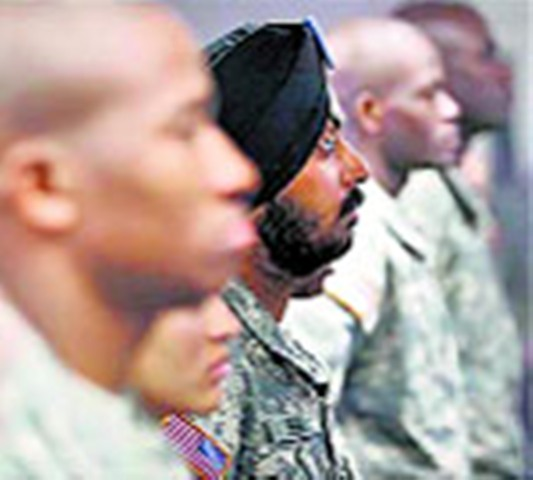Faith factor: US military eases regulations on turbans, beards