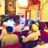MC Commissioner Pardeep Sabharwal at a meeting with representatives of NGOs in Amritsar