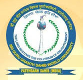 Sri Guru Granth Sahib World University