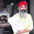 1984 riots victim Surjit Singh at his residence in Bathinda