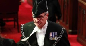 Sergeant-at-arms hailed as Canadian hero for shooting dead terrorist.
