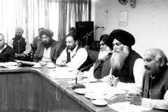 Radical Sikh groups close ranks