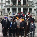 Guru Nanak Dev Ji Gurpurab Celebration in White House